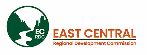 EAST CENTRAL Regional Development Commission Logo