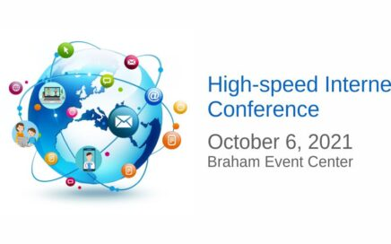 East Central Regional Broadband Conference Oct. 6